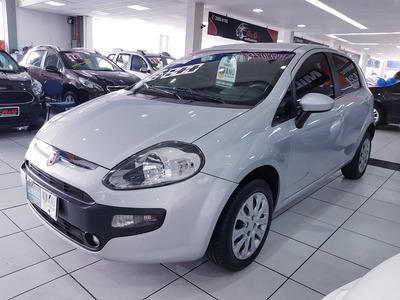 Fiat Punto Attractive 1.4 Flex Km Baixa.