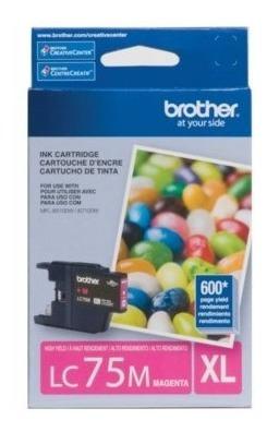 Cartucho Brother Lc75m Xl Para Foto Vencido