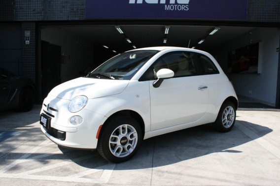 Fiat 500 1.4 Cult Flex Manual 2013
