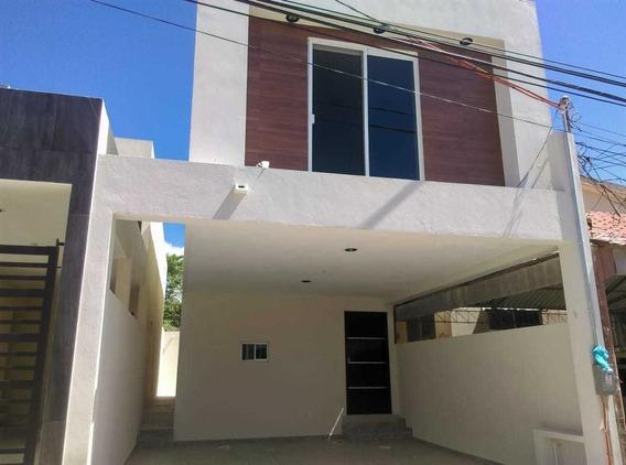 Casa Nueva En Venta, Col. Estadio 33, Ciudad Madero, Tamaulipas