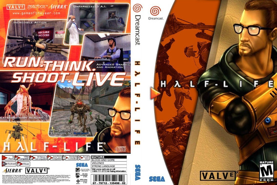 Half-life - Dreamcast - Patch - Selfboot
