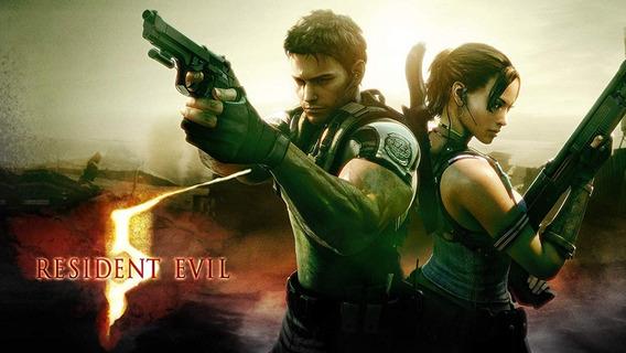 Resident Evil 5 - Nintendo Switch - Digital - Código - Eshop