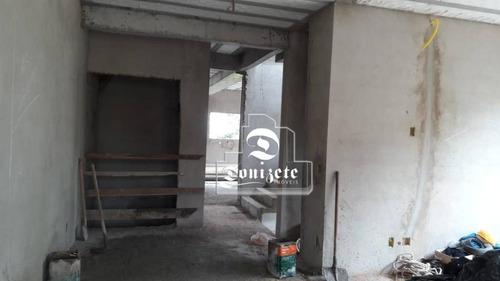 Sobrado Com 4 Dormitórios À Venda, 320 M² Por R$ 1.800.000,00 - Vila Assunção - Santo André/sp - So2856