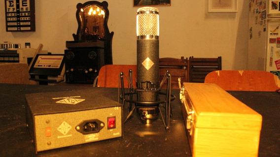 Microfone Telefunken Ak-47 Mkii (ñ Neumann, Sony, Akg, Royer