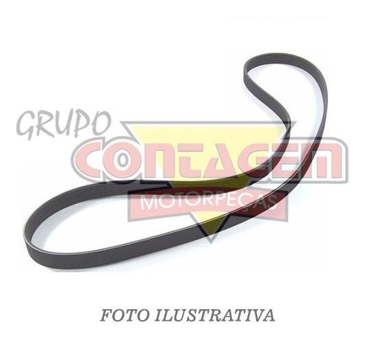 Correia Alt Fiat Ducato Todos Vw Polo 1.8 8v - 6pk1090