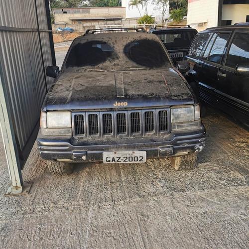 Jeep Cherokee 5.2 V8