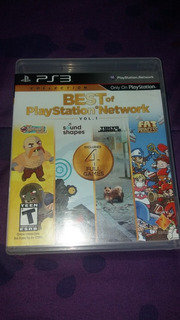 Best Of Play Station Network Vol. 1 Para Ps3