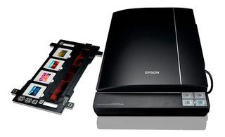 Escaner Epson V370 Perfection 4800x9600 Dpi Fotos Usb 2.0