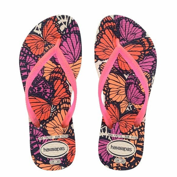 Ojotas Niños Havaianas Kids Slim Fashion - Airsport