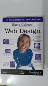 Livro Use A Cabeça ! Web Design