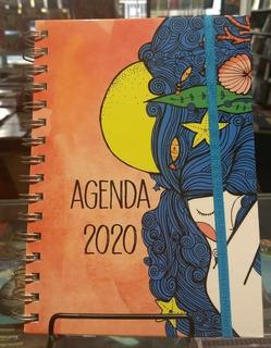 Agenda 2020 15 X 21 Semanal Tapa Dura Cinwololo