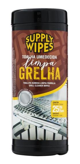 Toalhas Umedecidas Para Limpar Grelha Materiais De Limpezas