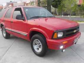 Chevrolet Blazer Factura Original