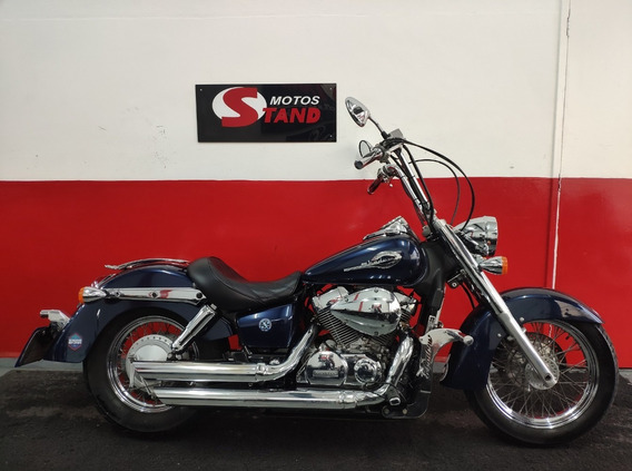 Honda Shadow 750 2008 Azul
