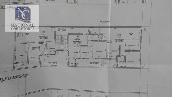 Cobertura Com 2 Dormitórios À Venda, 80 M² Por R$ 240.000 - Parque Das Nações - Santo André/sp - Co4228