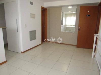 Shin Ca 10 - Ed, Bellágio - Lago Norte, Apartamento Duplex De 02 Quartos, De Canto, Garagem, Ótima Localização, Brasília - Ad0064