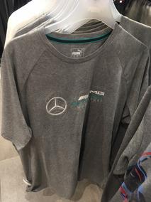Camisa Puma Mercedes Benz F1