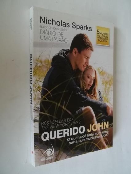 Livro - Querido John - Nicholas Sparks