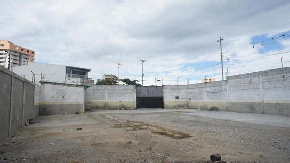 Terreno En Alquiler Barquisimeto Este Mf 20-20605