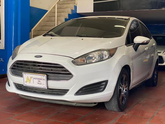 Ford Fiesta Se Full Modelo 2015