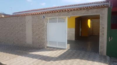 Casa Novinha Em Mongaguá