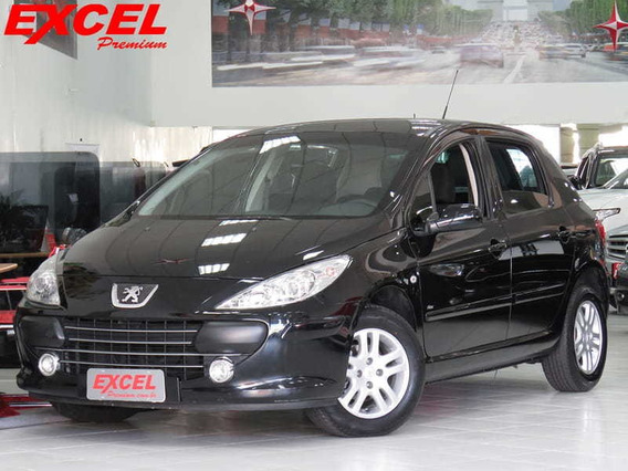 Peugeot 307 Hatch Presence 1.6 16v(flex) 4p