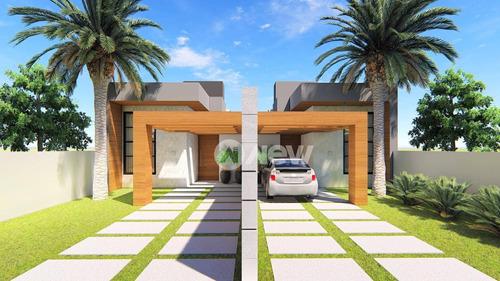 Imagem 1 de 8 de Casa Com 2 Dormitórios À Venda, 67 M² Por R$ 355.000,00 - Loteamento Bela Vista - Dois Irmãos/rs - Ca3731