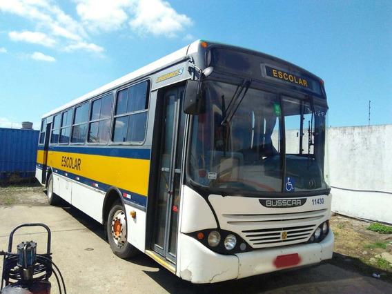 Ônibus Urbano 99, Busscar, Mercedes Benz Of1620, 41l, 29 Mil