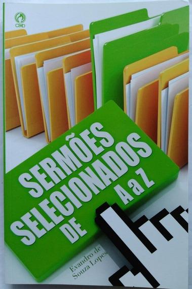 Livro Sermões Selecionados Cpad