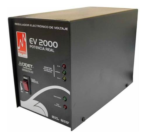 Estabilizador Magom 2000w 110v Potencia Real