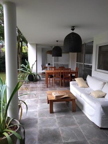 Imagen 1 de 26 de Muy Linda Casa  A 150m De Panamericana Pilar Anual S/muebles
