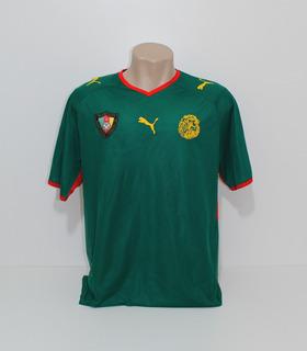 Camisa Original Camarões 2008/2009 Home