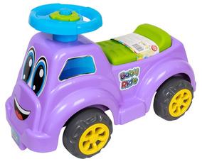 Carrinho De Passeio Infantil Criança Baby Ride 3083 - Menina