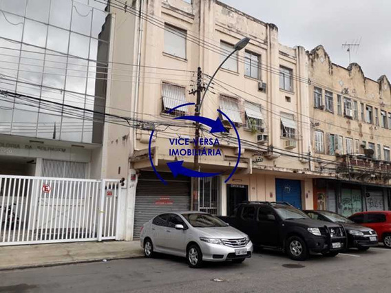 Lojão À Venda, No Coração Da Praça Da Bandeira. Melhor Logística Do Rio De Janeiro - 1285