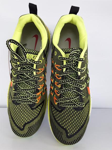 Tenis Nike Structure Verde Limao