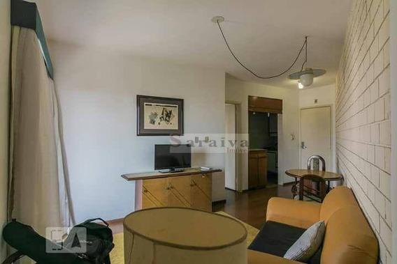 Flat Residencial Para Venda E Locação, Chácara Inglesa, São Bernardo Do Campo. - Fl0001