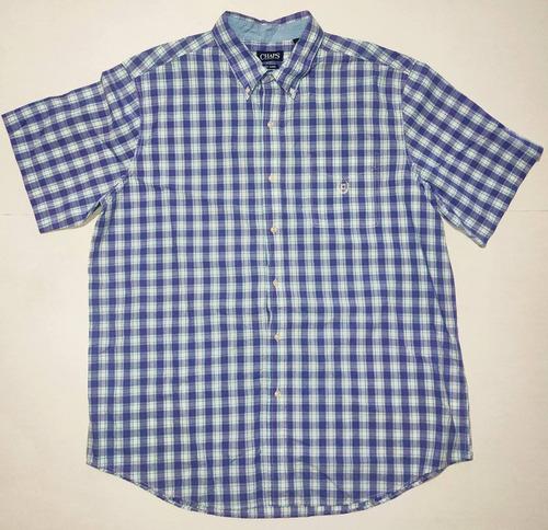 Imagen 1 de 2 de Camisa Chaps 100% Original Usa