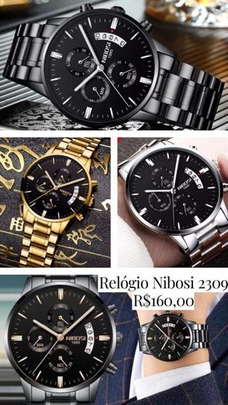 Relógio Nibosi 2309