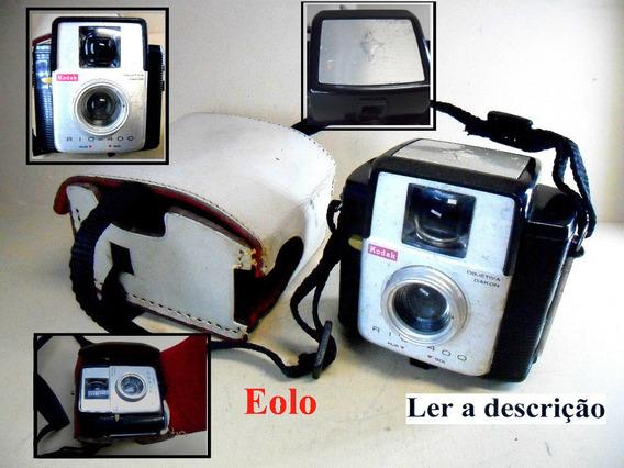 Kodak Rio 400 Anos Fundação Rio Comemorativa Rara &