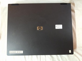 Notebook Compaq Hp Nx6320 **leiam**