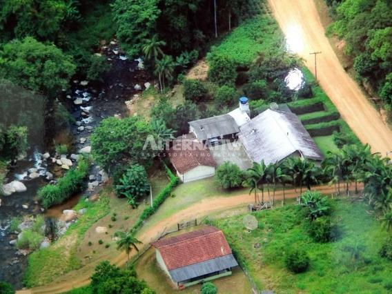 Ótima Chácara 1.800 M2, Em Rio Dos Cedros, Localidade De Rio Ada.oportunidade. - 8997