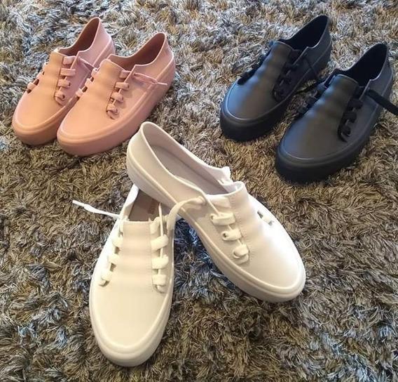 Kit Black Friday 3 Tênis Melissa Ulitsa Sneaker