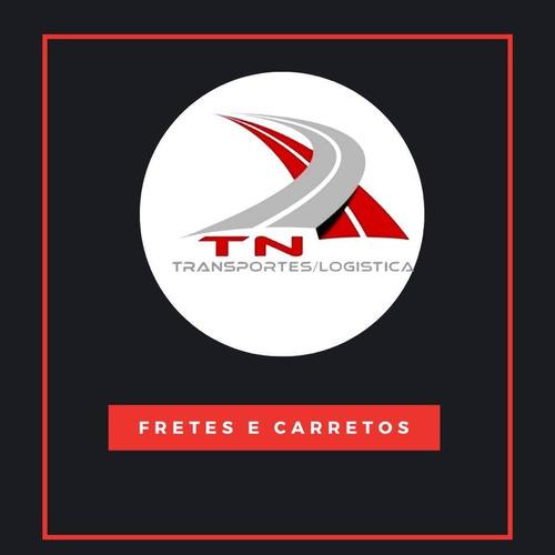 Imagem 1 de 8 de Carretos E Motofrete Tn Transportes