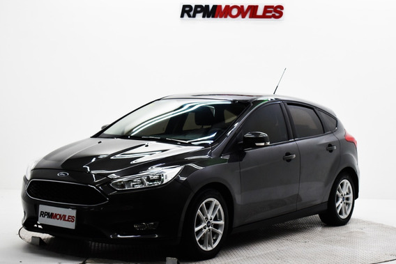 Ford Focus 1.6 S Mt 5p 2016 Rpm Moviles