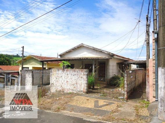 Terreno À Venda, 468 M² Por R$ 250.000,00 - São Luiz - Americana/sp - Te0408