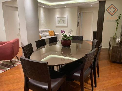 Apartamento Com 3 Dormitórios À Venda, 97 M² Por R$ 695.000,00 - Saúde - São Paulo/sp - Ap53798