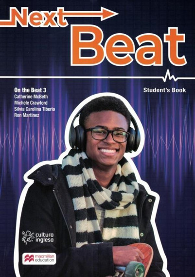 Pack Cultura Inglesa - On The Beat 3 - Next Beat - Student