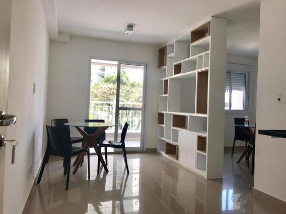 Apartamento Com 1 Dormitório À Venda, 36 M² Por R$ 385.000 - Campo Belo - São Paulo/sp-forte Prime Imoveis-sp - Ap61105