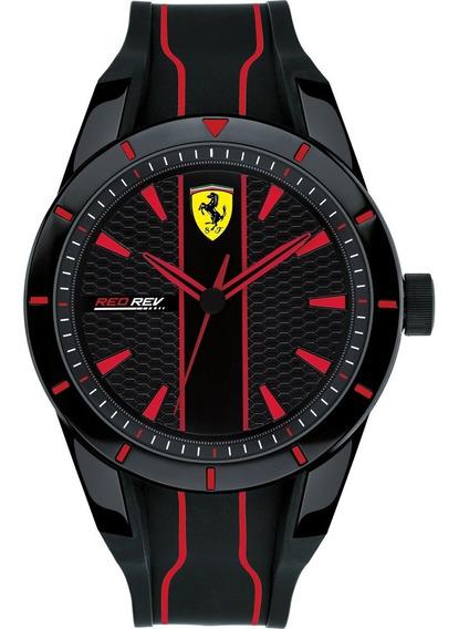 Relógio Ferrari Scuderia 0830481 Redrev Original