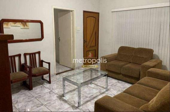 Casa Com 3 Dormitórios À Venda Por R$ 650.000 - Cerâmica - São Caetano Do Sul/sp - Ca0365